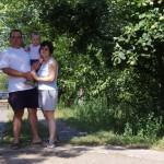 Aleksandar & family
